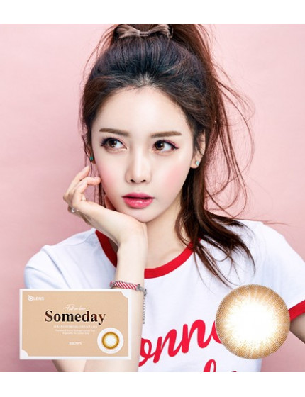 Someday Brown (1month/1BOX/2p) 썸데이 브라운