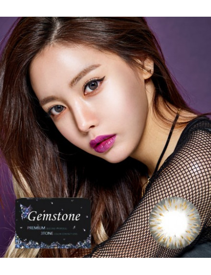 Gemstone Grey (1 month/2pc/box) 젬스톤 그레이