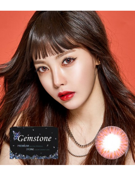 Gemstone Pink (1 month/2pc/box) 젬스톤 핑크