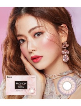 Blossom 3 Pink (1 month/2pc/box) 블라썸 3콘 핑크