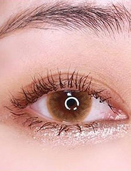 Crystal 3 Brown (1 month/2 lens/box)