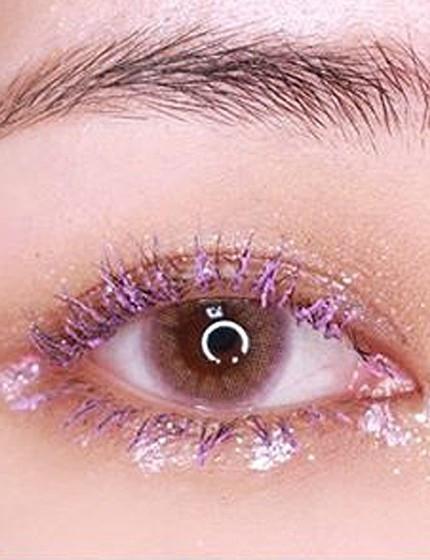 Crystal 3 Pink (1 month/2 lens/box)