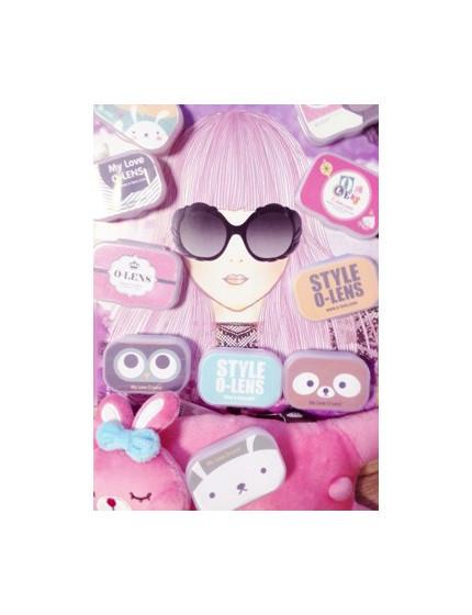 Lens case kit