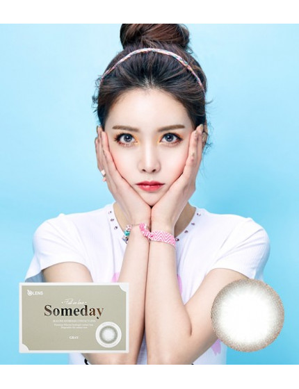 Someday Grey (1 month 2pcs/box) 썸데이 그레이