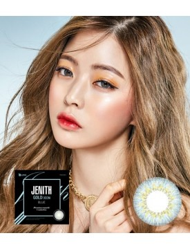 Jenith Gold 3 Blue (2 weeks/4pc/box) 제니스골드 3콘 블루