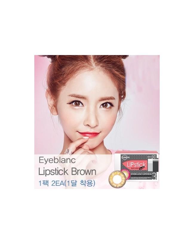 아이블랑 립스틱 브라운 Eyeblanc Lipstick Brown (1 month)
