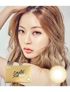 Crystal 3 Brown (1 month/2pc/box) 크리스탈 3콘 브라운