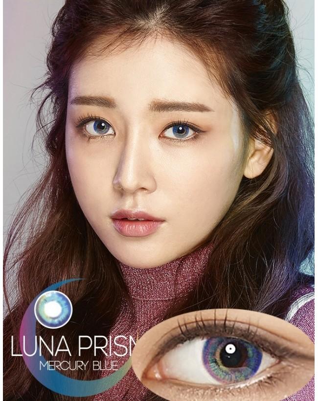 LUNA PRISM MERCURY BLUESilicone Hydrogel (3 months) 루나프리즘 머큐리블루
