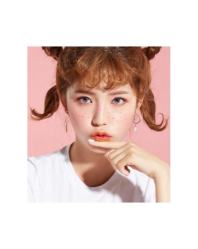 果汁莓粉 (3月拋/1片/瓶) 타운필터 쥬씨 베리핑크