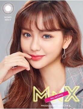 MnX MONO GRAY (1 month/2pc/box) 엠엔엑스 모노 그레이