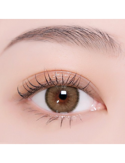 I-DOL Roze Beige Brown (12 months/1 lens/box)