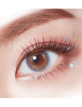 Tint Bling Unicorn Brown Silicone Hydrogel (1 month/2 lens/box)