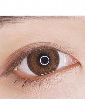 Holepop 3 Brown (1 month/2pc/box) 홀팝 3콘 브라운