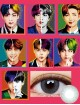 BTS IDOL GREY (1 DAY /30 LENS/BOX)