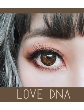 Love DNA -Brown (12 months/1pc/vial)