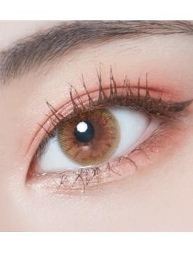 Retears Brown Phosphoryl Choline (PC) Lens (3 months/2 lens/box)