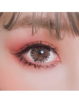 水蜜桃-晶鑽灰 (年拋/1片/瓶)