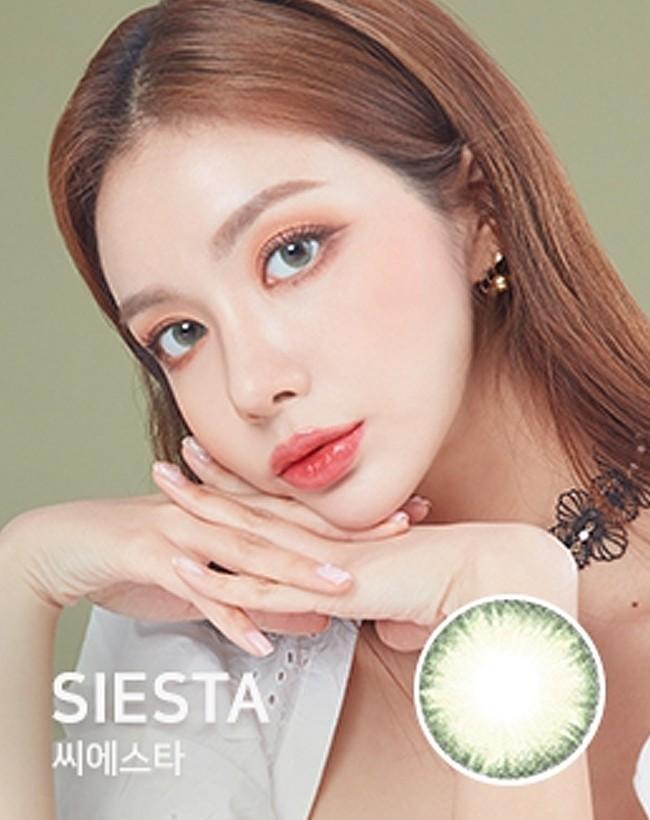 SIESTA Color (1 month/5 color lens /pack)