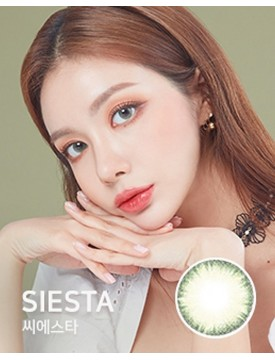 SIESTA Color (1 month/5 color lens /pack)