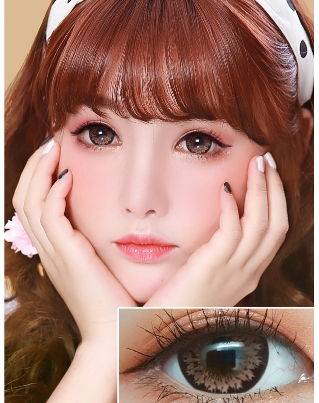 Super Hanazono Brown (12 months/1 lens/vial)