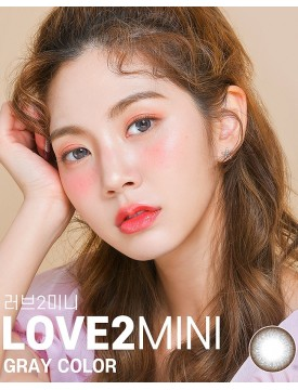 Love 2 Mini Grey (1 month/1 lens/vial)