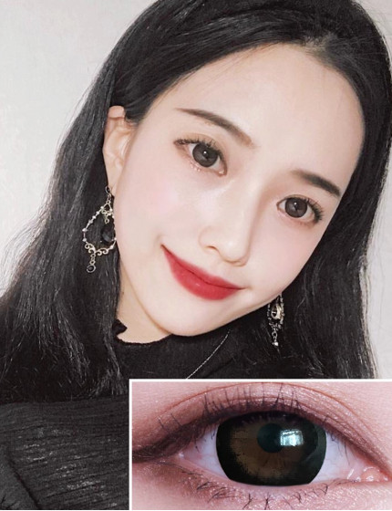 XX-Barbie Black Pearl (12 months/1 lens/vial)