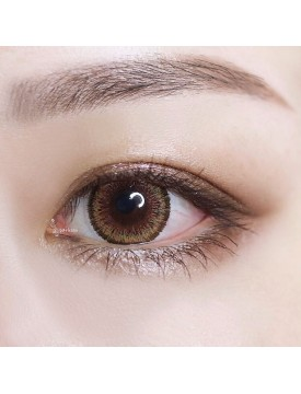 Cat Eye Brown (12 months/1 lens/vial)