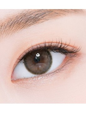 Romantea Rose Nude Brown Silicone Hydrogel (12 months/1 lens/box)