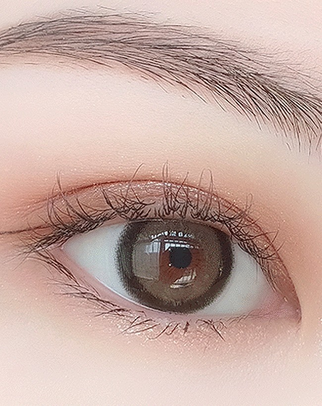 Nanaview Cocoa Brown (12 months/1 lens/box)