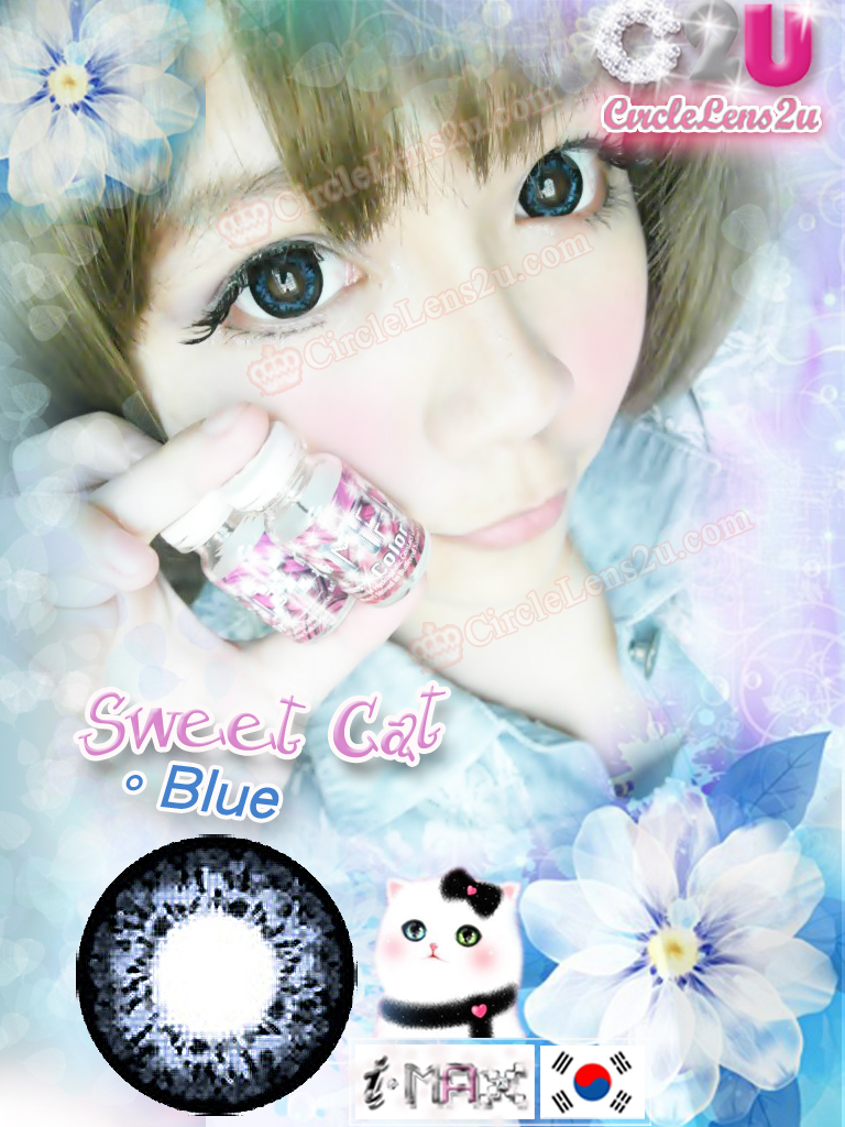 iMax Sweet Cat Blue