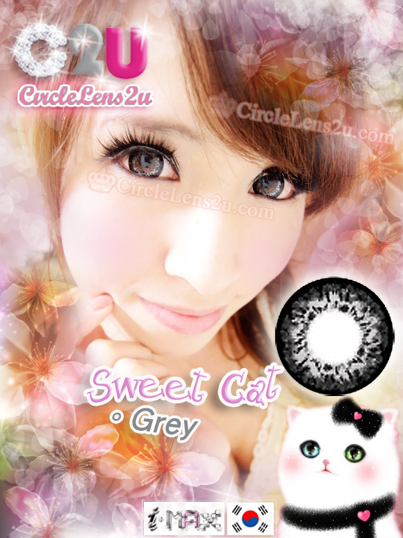 iMax Sweet Cat Grey